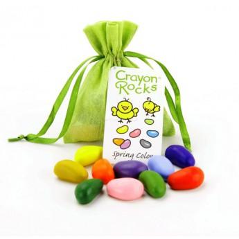 Výtvarné a kreativní hračky - Crayon Rocks kamínkové voskovky