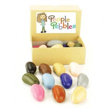 Výtvarné a kreativní hračky - Crayon Rocks, voskovky, 12 barev, tělové barvy