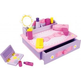 Pro holky - Toaletní stolek Mašle