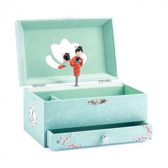 Pro holky - Hrací skříňka gejša