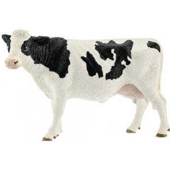 Dřevěné farmy a příslušenství - Zvířátko - kráva holšteinská