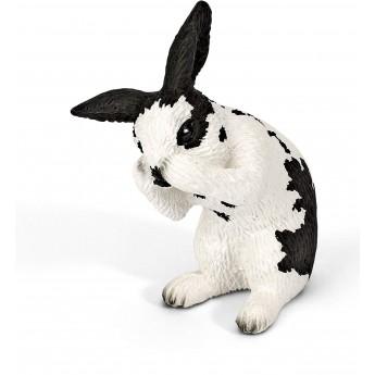 Zvířátko - králík čístící se