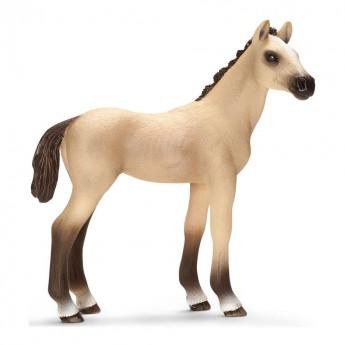 Dřevěné farmy a příslušenství - Hříbě koně Akhal Teke