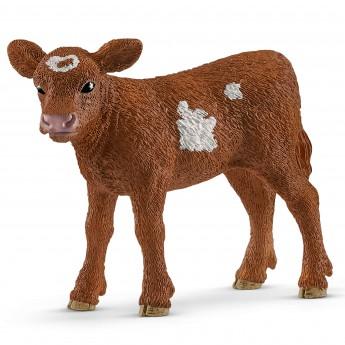 Dřevěné farmy a příslušenství - Zvířátko - Texas Longhorn tele