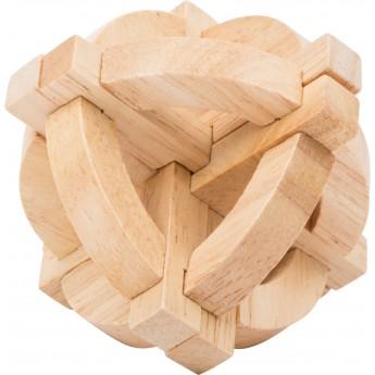 Hry a hlavolamy - Dřevěný hlavolam - koule