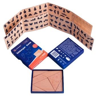Hry a hlavolamy - Dřevěné puzzle - série Kobe