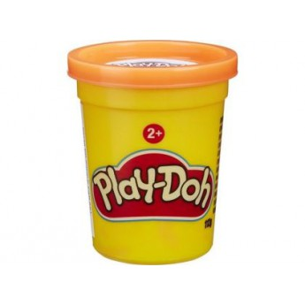 Kelímek plastelíny Play-Doh, oranžový