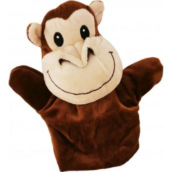 Maňásek na ruku Opička
