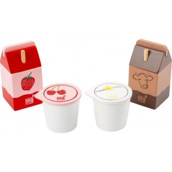Sada mléčných výrobků