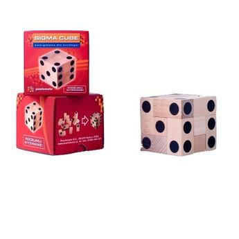 Hry a hlavolamy - Sigma Cube