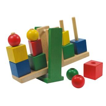 Motorické a didaktické hračky - Váha - Geolino