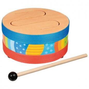 Bubínek dřevěný barevný