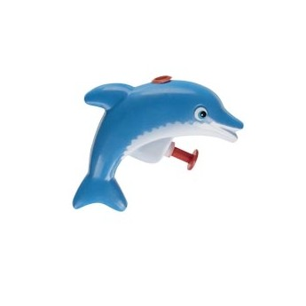Hračka do vody - Stříkací delfín