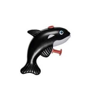 Hračka do vody - Stříkací kosatka
