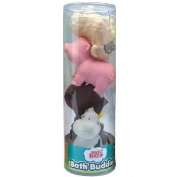 Stříkající figurky do vany - Farma