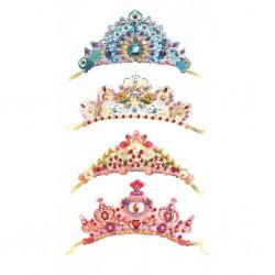 Djeco Svítící korunky pro princezny