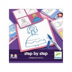 Djeco Krok za krokem - Josephine