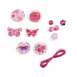Tvoření šperků Motýlí louka