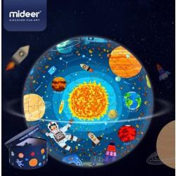 Putování vesmírem puzzle 150 ks