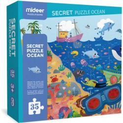 Detektivní puzzle - Oceán