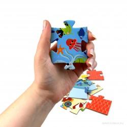 Djeco Puzzle v krabičce Akvárium