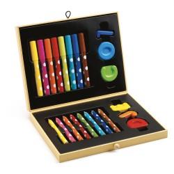 Djeco Výtvarnický kufřík pro nejmenší
