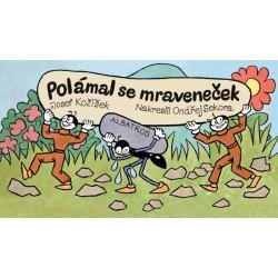 Leporelo Polámal se mraveneček