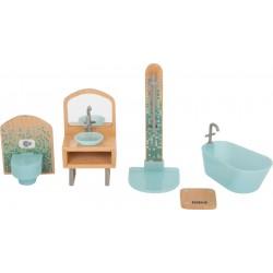 Moderní sada nábytku pro panenky