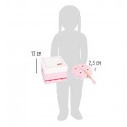 Small Foot Sada cukrovinek v krabičce