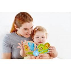 Baby knížka Divočina