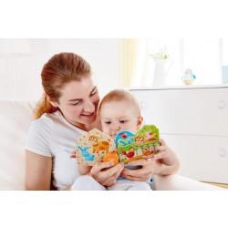 Baby knížka Farma
