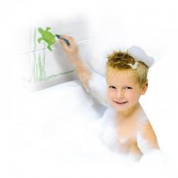Malování ve vaně - voskovky, 8 ks