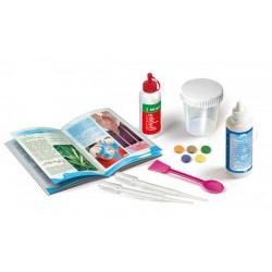 Dětská laboratoř - Výroba slizu - mini set