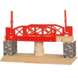 Příslušenství k dráze - otáčecí most