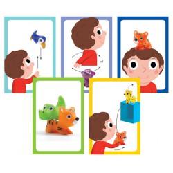 Djeco Stolní hra Malá Akce