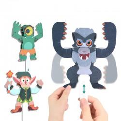 Mideer Pohyblivé figurky Fantasy