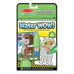 Kouzlení vodou - Mazlíčci