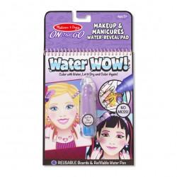 Kouzlení vodou - Makeup