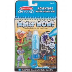 Kouzlení vodou - Dobrodružství