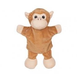 Maňásek na ruku pro děti – Opice