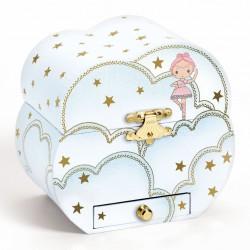Djeco Hrací skříňka Malá elfka