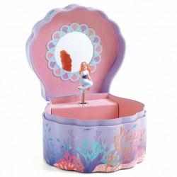 Djeco Hrací skříňka Mořská panna