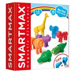 SmartMax - Moje první Safari zvířátka - 18 ks