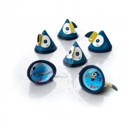 Lilliputiens - 6 tukanů – pexeso do vody