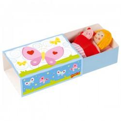 Panenka na dobrou noc v krabičce od sirek, 12 dílů