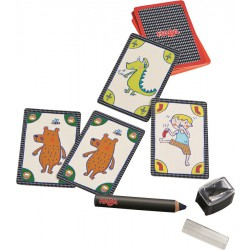 Haba Mini hra pro děti Černý Petr
