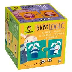 Ludattica Duo puzzle Baby logic - Protiklady