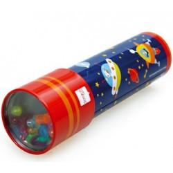 Scratch Kaleidoskop Vesmír