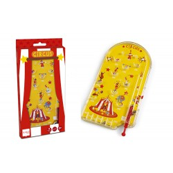 Scratch Dětská Pinball Cirkus