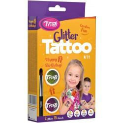 TyToo Tetování Happy Birthday